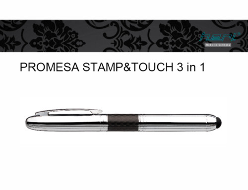 HERI PROMESA STAMP&TOUCH-3IN1